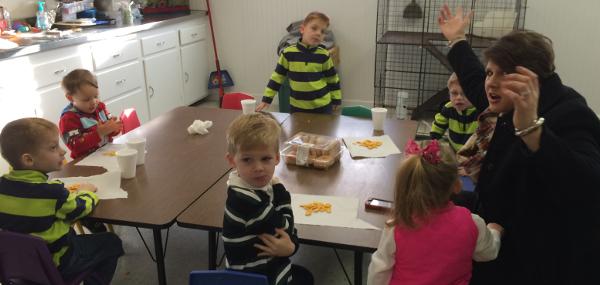 PreschoolClass